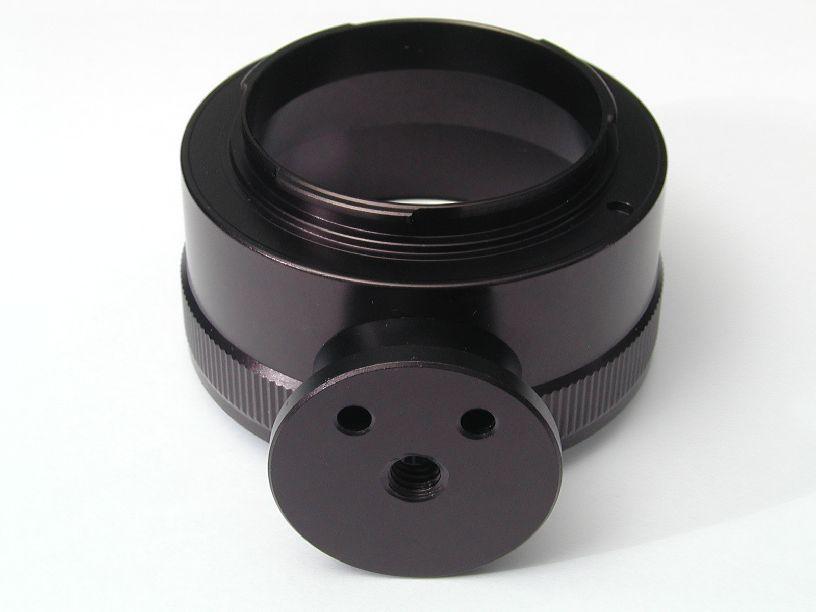 ボディNEX-レンズオリンパスOM マウントアダプター