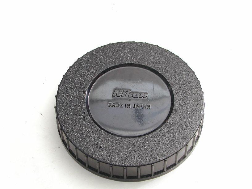 ニコン レンズ用プラスチックケース