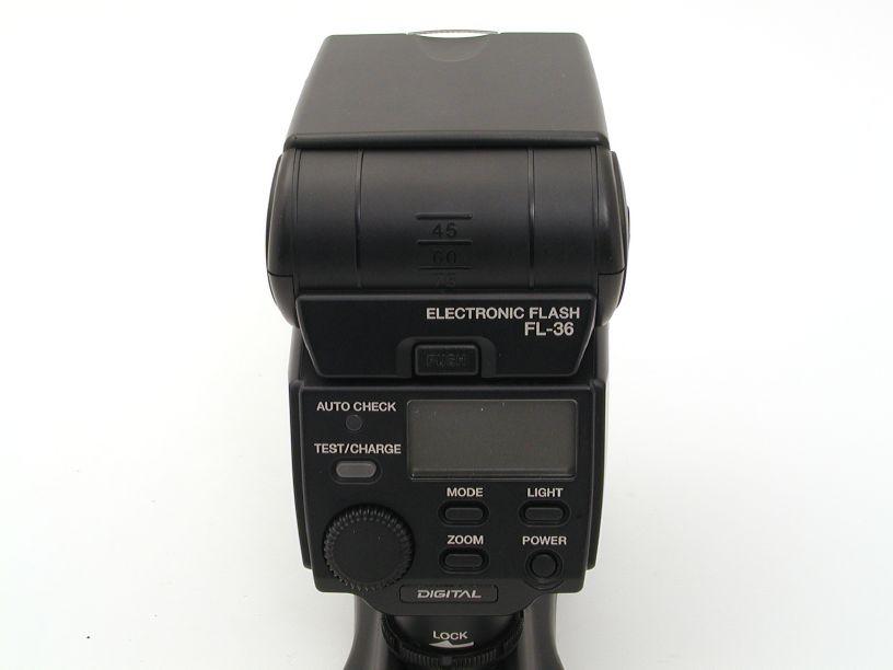 オリンパス エレクトロニックフラッシュ FL-36