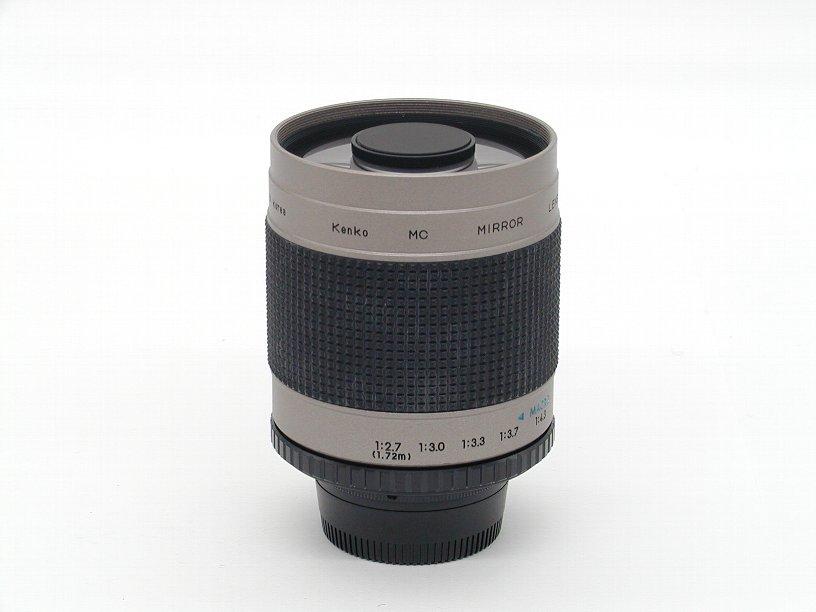 ケンコー MF500/F8 ミラーレンズ ニコンFマウント付