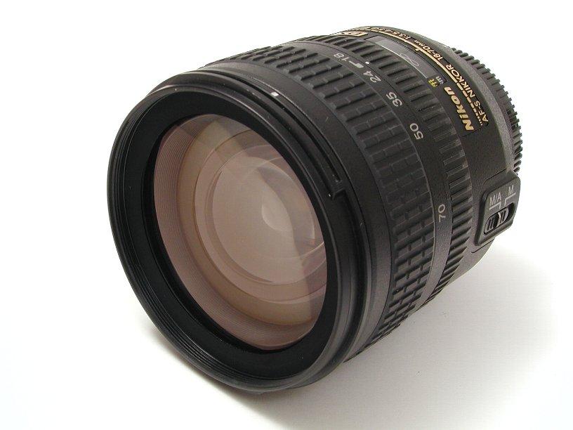 ニコン AF-S DX18-70/F3.5-4.5G ED