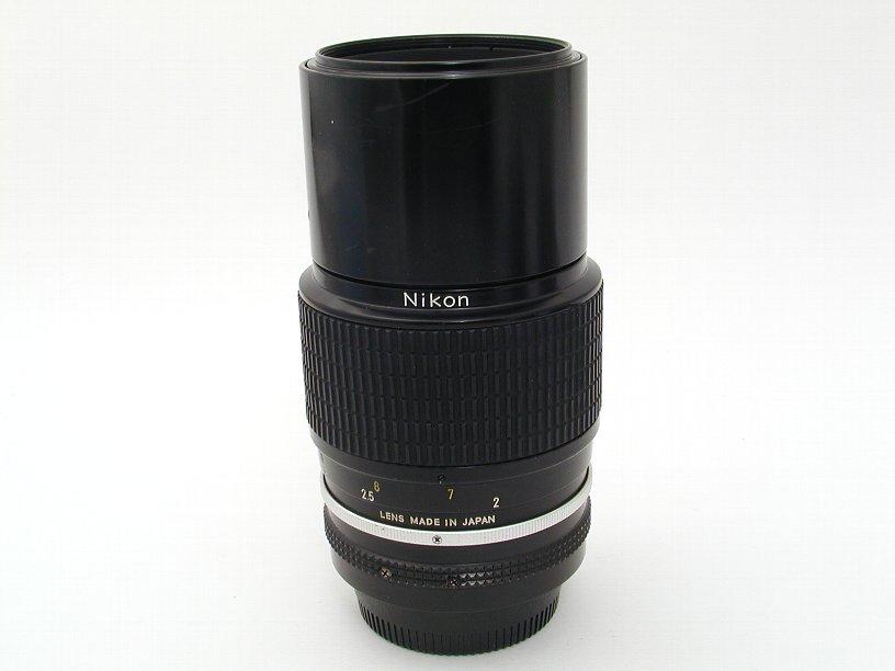 ニコン ニューニッコール200/F4