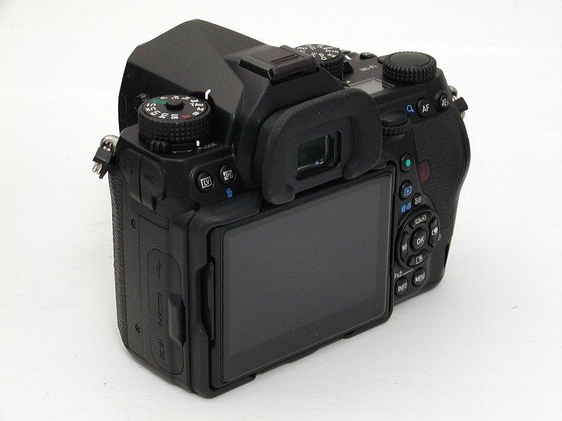 ペンタックス K-1 MarkII(3640万画素)