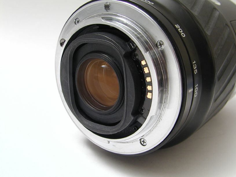 ミノルタ AF100-300/F4.5-5.6