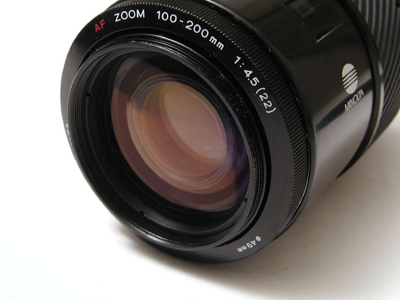 ミノルタ AF100-200/F4.5