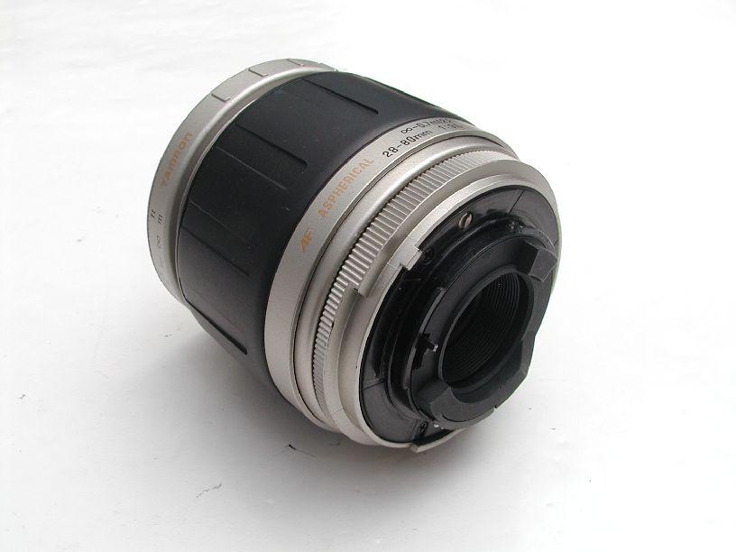 タムロン AF28-80/F3.5-5.6 ニコン用