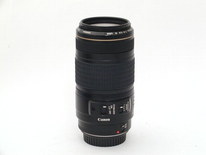 キヤノン EF70-300/F4-5.6 IS USM