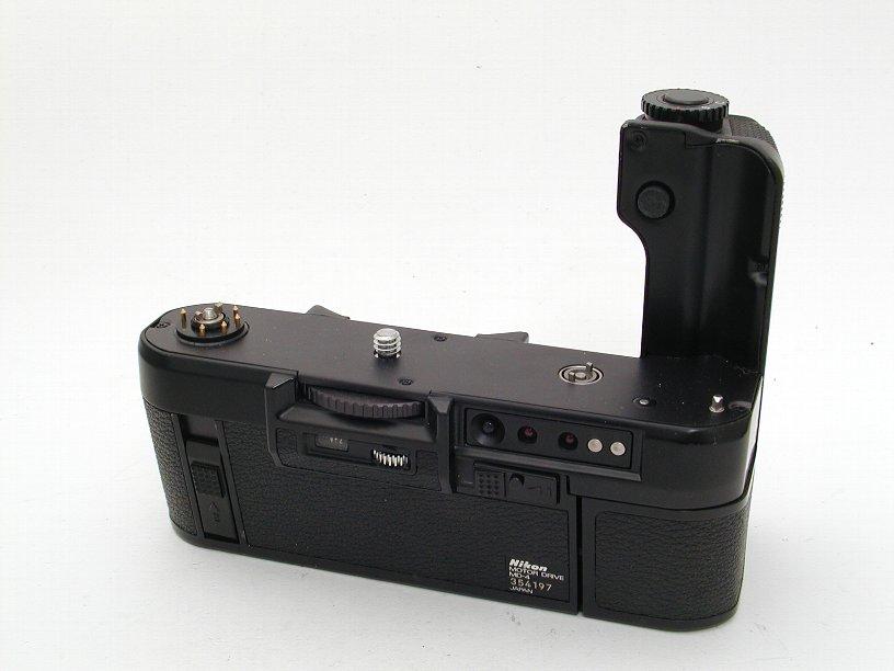 ニコン F3用モータードライブ MD-4