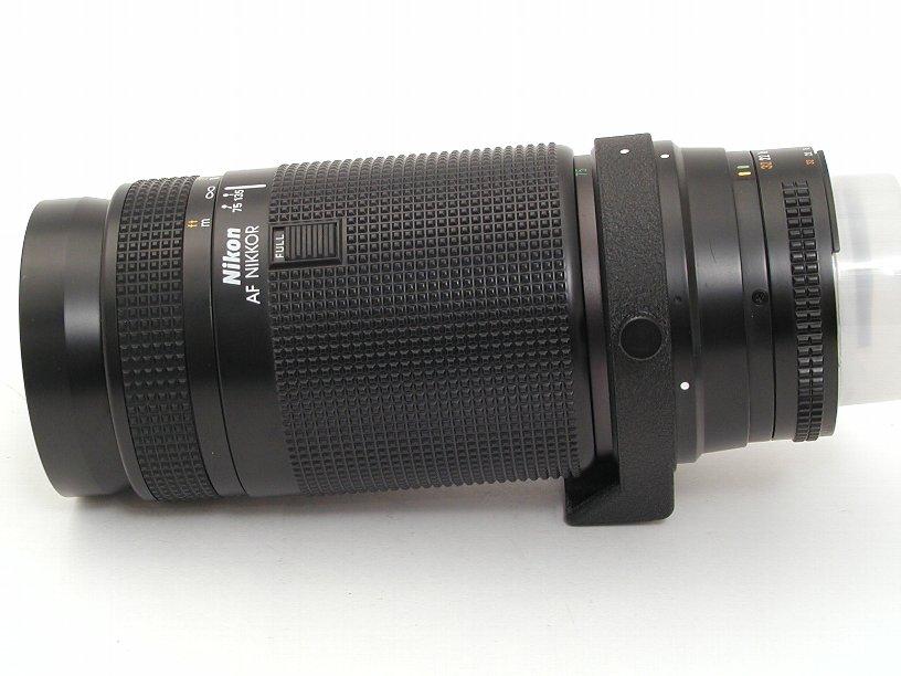ニコン AF75-300/F4.5-5.6