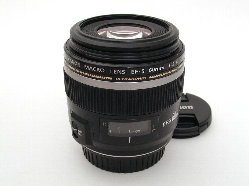 キヤノン EF-S60/F2.8 マクロ USM