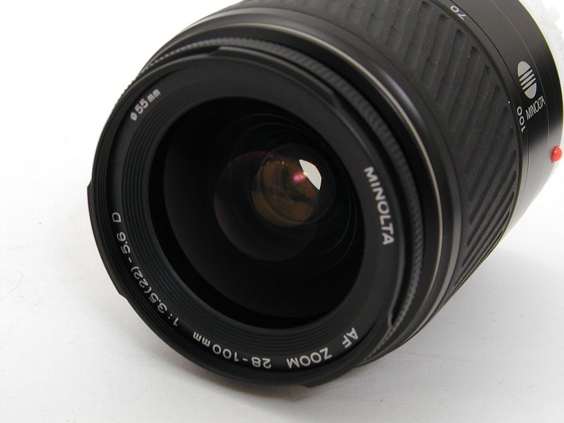 ミノルタ AF28-100/F3.5-5.6 D