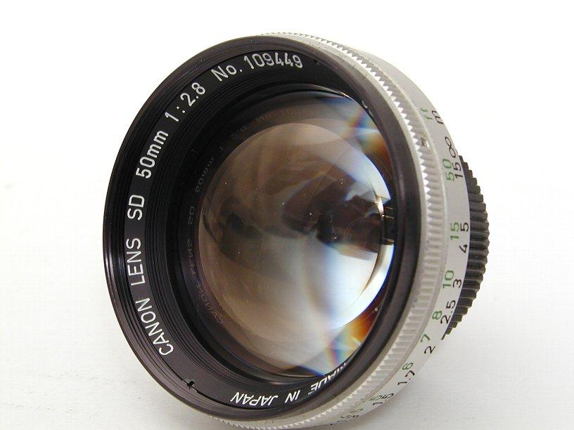 キヤノン デミC用SD50/F2.8