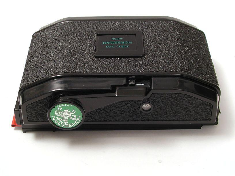 ホースマン ロールフィルムホルダー4型 6x7/220