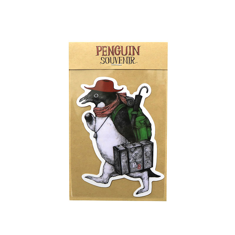 【限定販売】 PENGUIN ステッカー