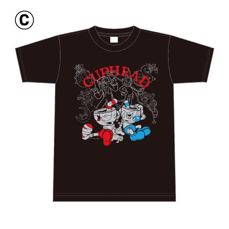 『CUPHEAD』Tシャツ