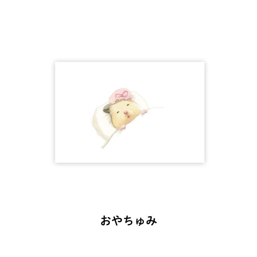 『助六の日常』ポストカード 12種(B)