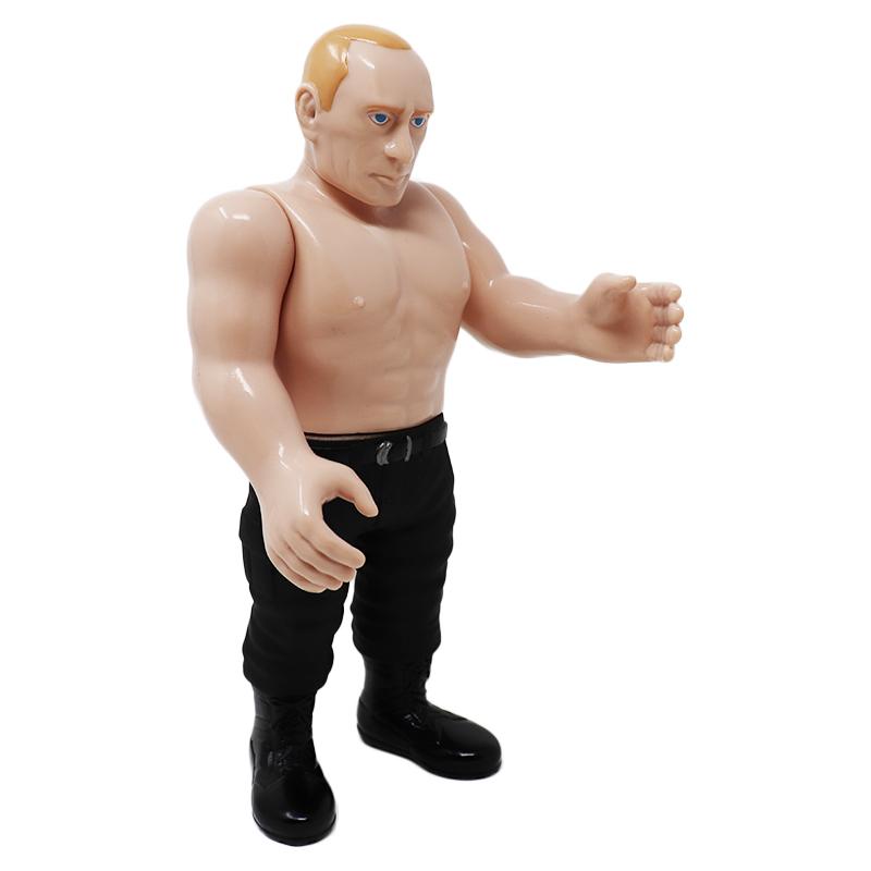 『ロシア人』 半裸/ブラックパンツ