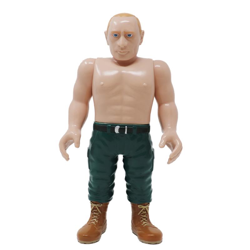 『ロシア人』 半裸/グリーンパンツ