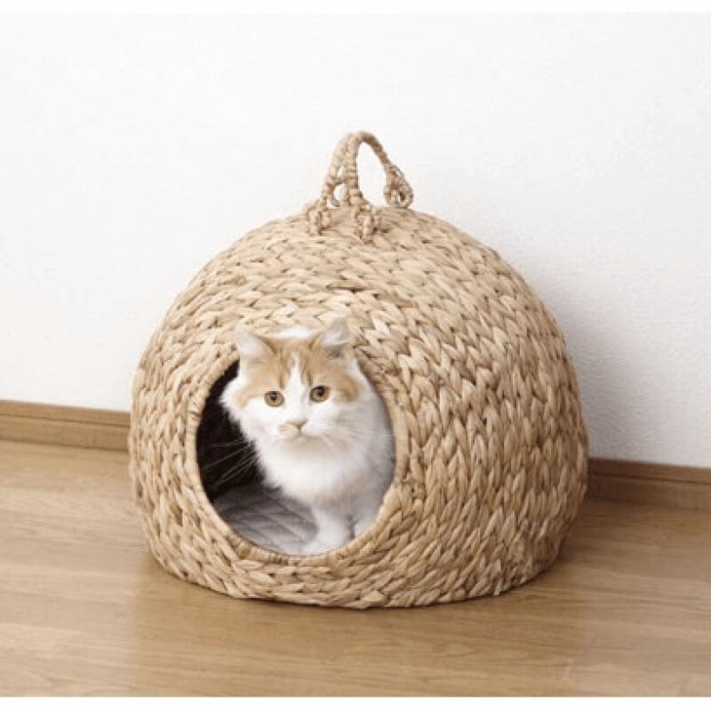 【天然素材使用】 ペットちぐら(大)