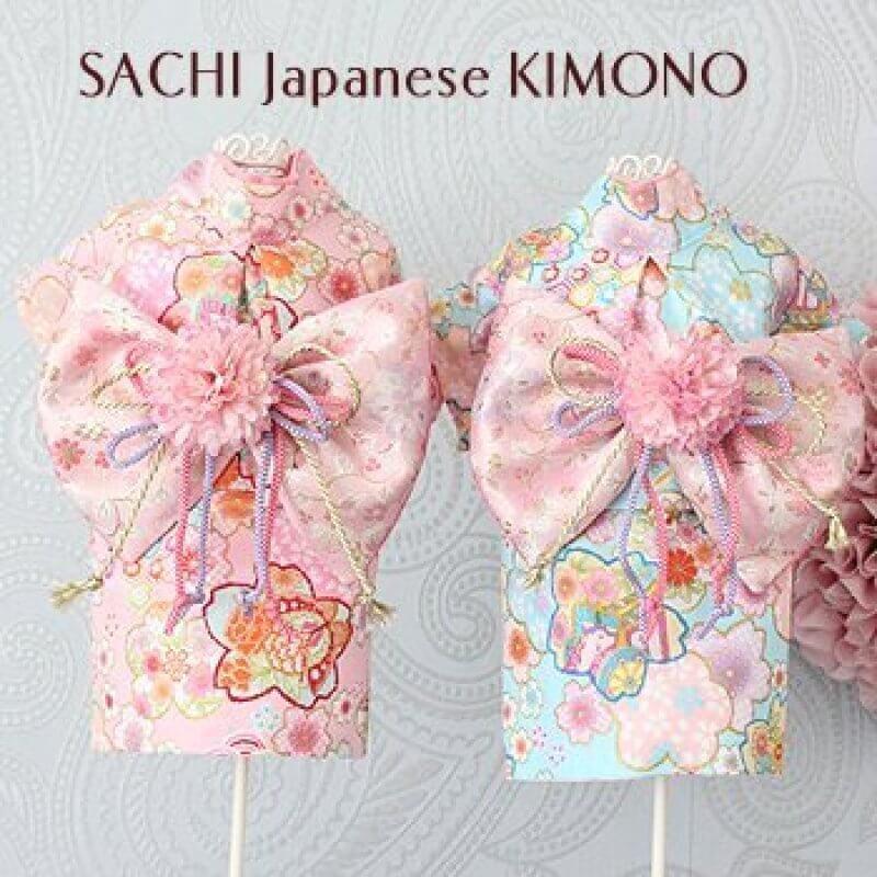 【SACHI】あわ桜(帯電防止裏地つき)