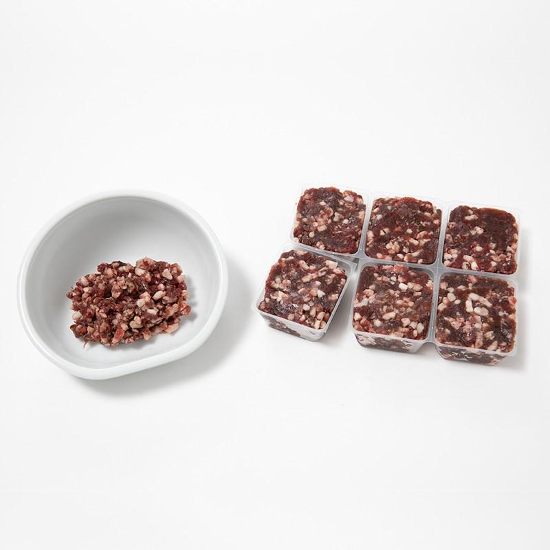 【定期便用】鹿の挽肉(ミンチ)500g