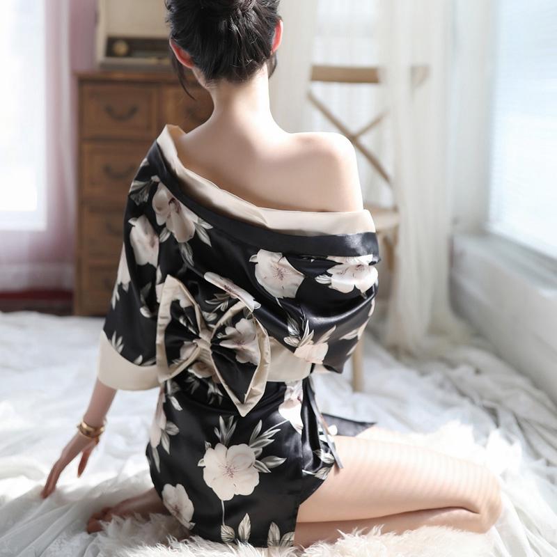 セクシー 着物ドレス 浴衣 キャバドレス