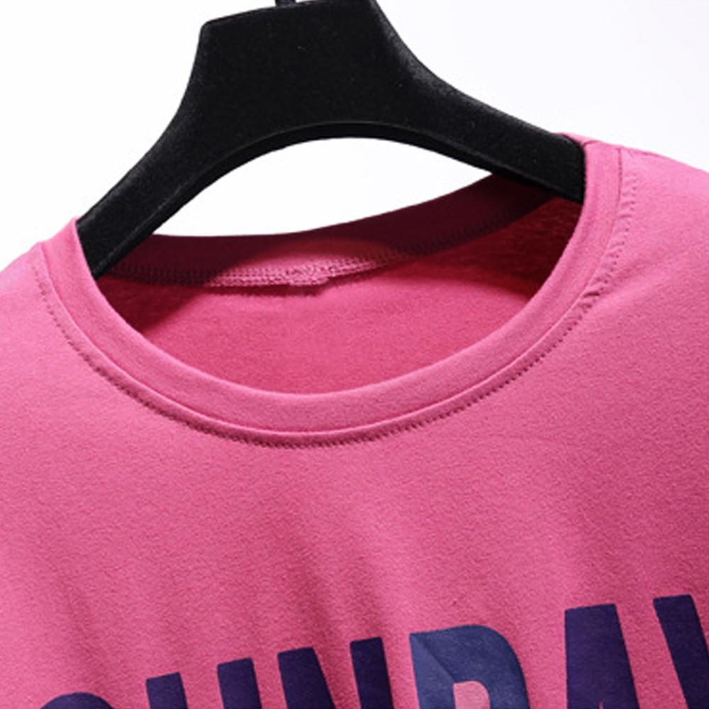 ルームウェア レディース ビッグロゴ 部屋着 春夏 セットアップ 半袖tシャツ