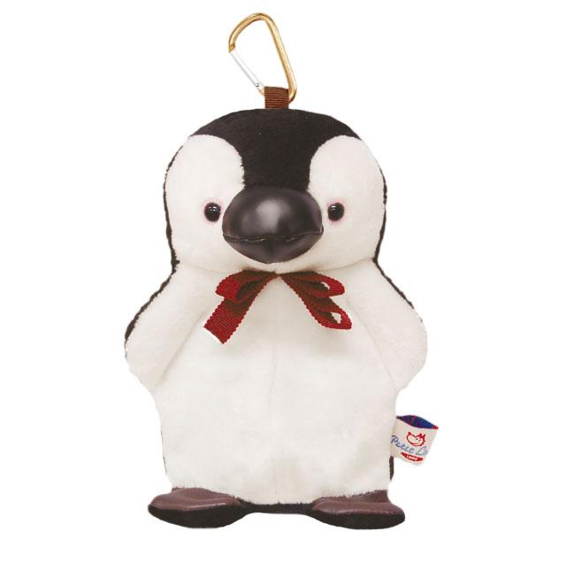 STAND Ppuch アニマルポーチケース【ぬいぐるみポーチ】