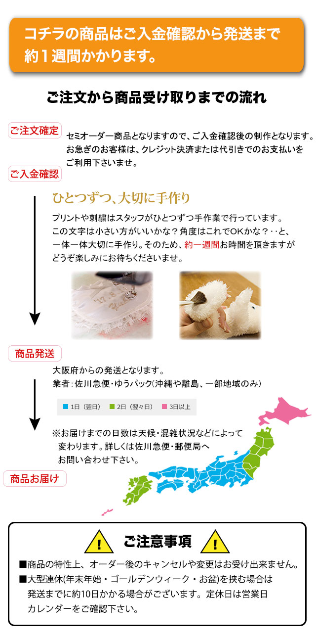 【白寿べア専用】 ちゃんちゃんこ刺繍オプション 【日付け】