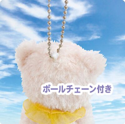 TBエンジェルベア 【1日〜15日】【座高10cm】