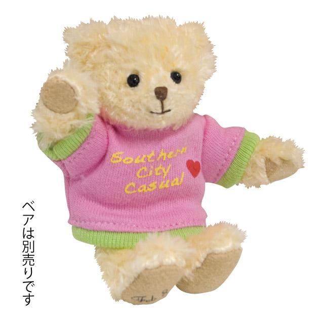 【メール便対象商品】 メイメイサザンカラーTシャツピンク  ( MeiMei365 9cmコスチューム )