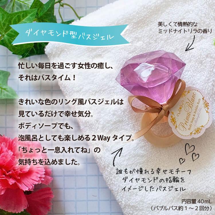 【送料無料】フラワードレスベア バスソープセット