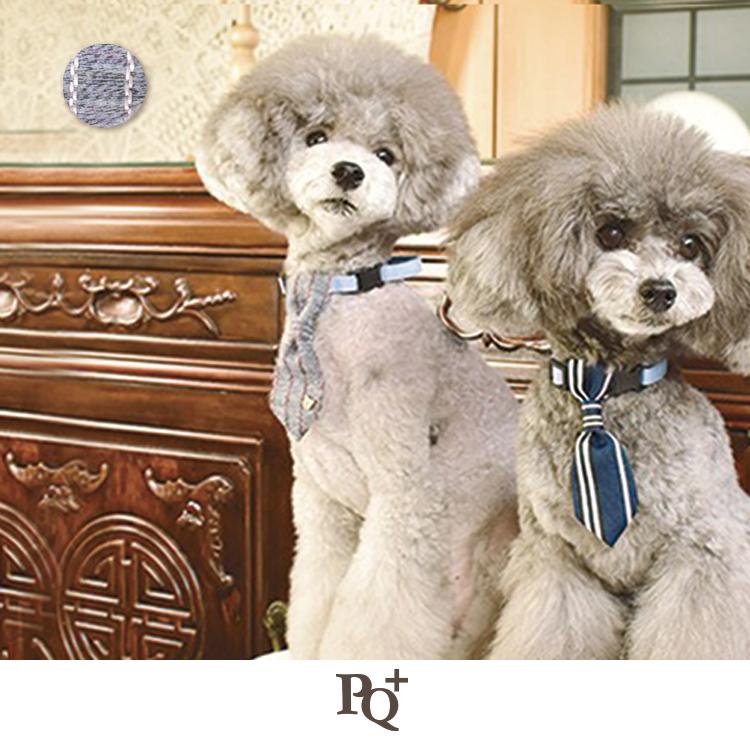 【PQ+】犬用モヘア風タイ