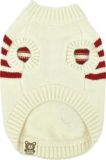 【2020年秋冬新商品】おでかけくまセーター