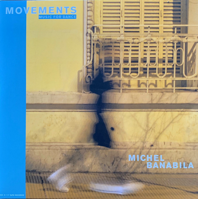 Michel Banabila ‎– Movements, Music For Dance [2LP]