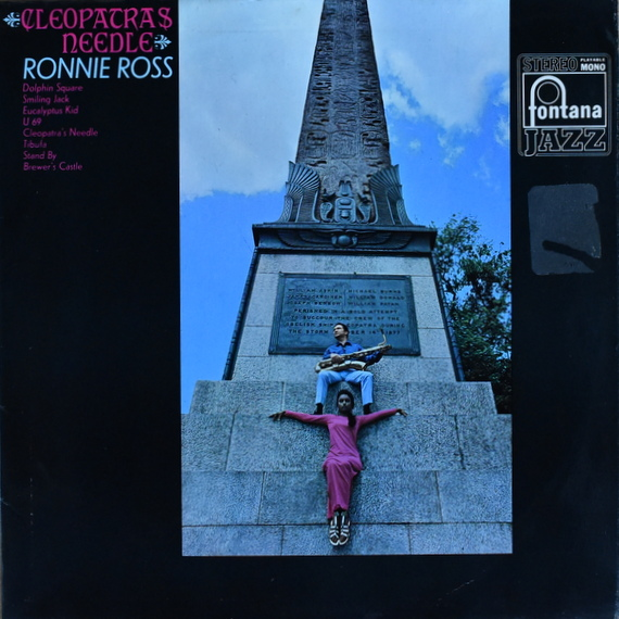 Ronnie Ross - Cleopatra's Needle