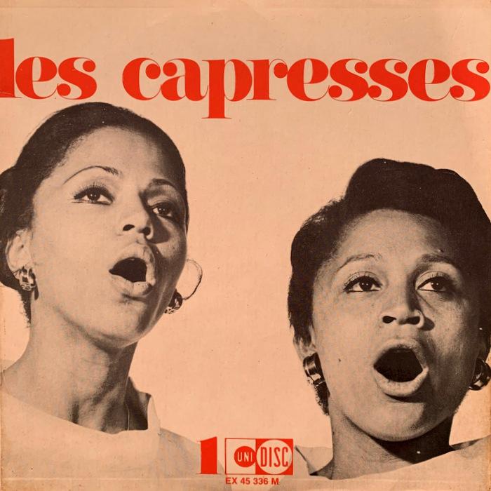 Les Capresses – N°1  Manu Dibango