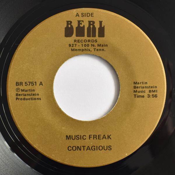 Contagious - Music Freak (ST)