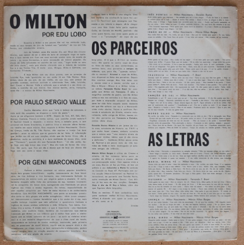 Milton Nascimento - Milton Nascimento