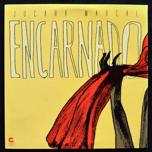 Jucara Marcal - Encarnado  [LP]