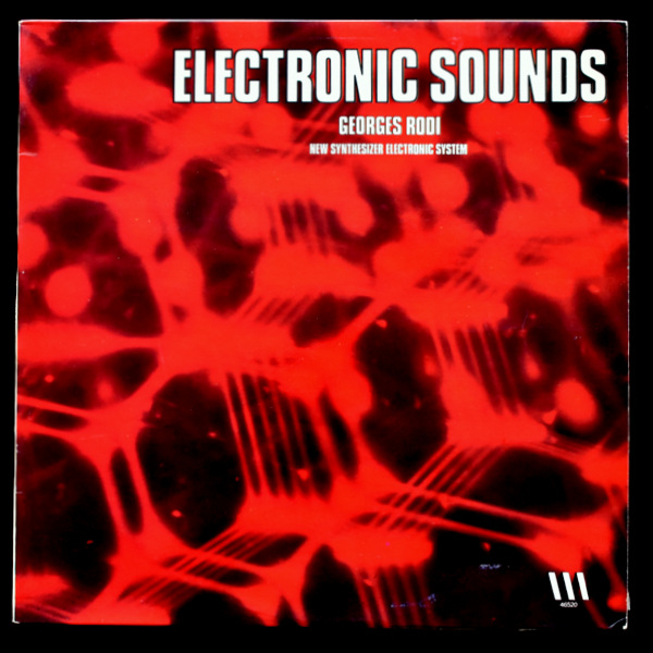 Georges Rodi - Electronic Sounds