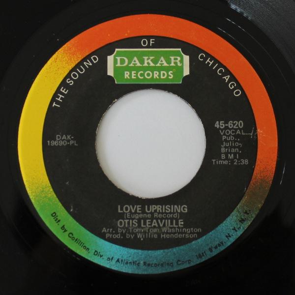Otis Leaville - Love Uprising