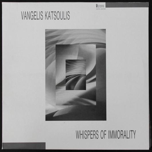 Vangelis Katsoulis – Whispers Of Immorality
