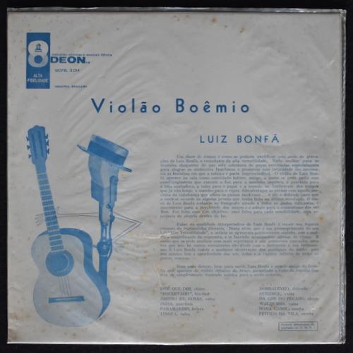 Luiz Bonfa - Violao Boemio