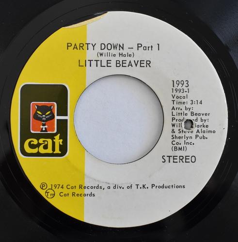 Little Beaver - Party Down / Part 1 / Part 2