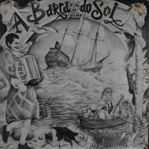 A Barca Do Sol - Pirata  Nando Carneiro