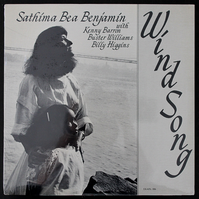 Sathima Bea Benjamin With Kenny Barron , Buster Williams , Billy Higgins - WindSong