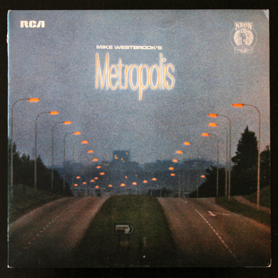 Mike Westbrook Orchestra - Metropolis