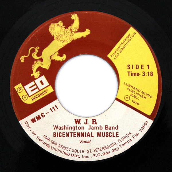 Washington Jamb Band - Bicentennial Muscle
