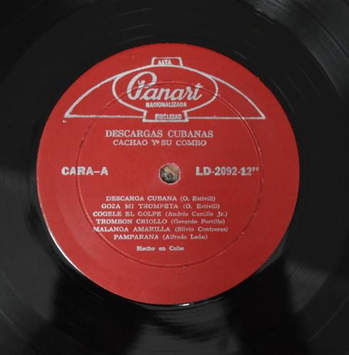Cachao Y Su Combo - Descargas Cubanas